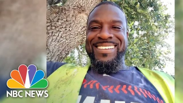 Florida-Utility-Worker-Brings-Birthday-Joy-To-Nursing-Home-Resident-Amid-Coronavirus-Pandemic-NBC