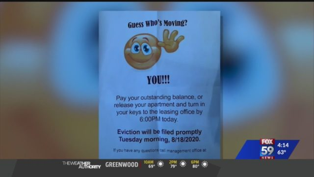 Eviction-notice-with-smiley-face