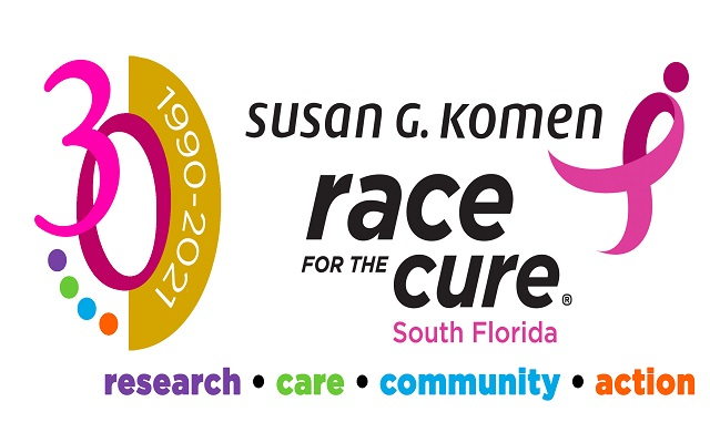 RFTC Komen South Florida 30th anniversary-Featured