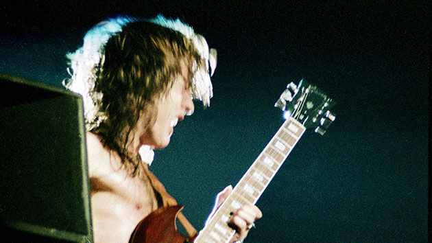 Bill Tompkins Angus Young Archive